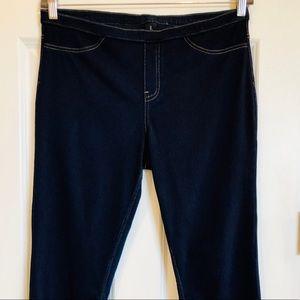 HUE Jean Legging/Blue
